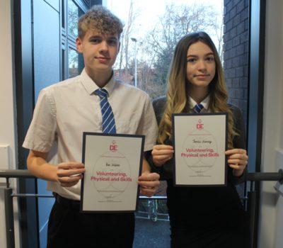 Read more about Duke Of Edinburgh Award Successes!