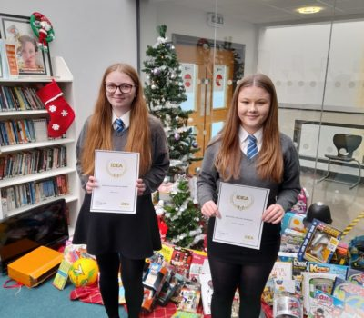 Read more about Inspiring Year 9 students!