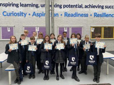 Read more about Biddick Academy Junior Ambassadors