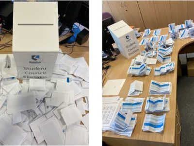 Read more about Thursday 21st October was Student Council election day – the vote count has begun!